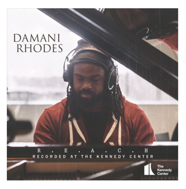 NEW RELEASE: Damani Rhodes' Debut 'R.E.A.C.H' is out November 6, 2020