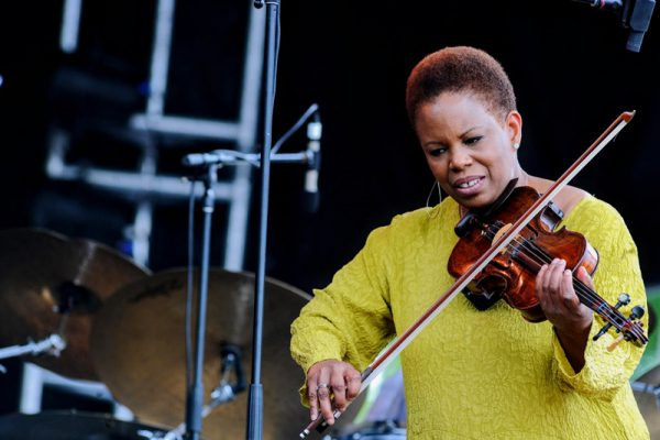 PODCAST: Regina Carter/ Greenleaf Music