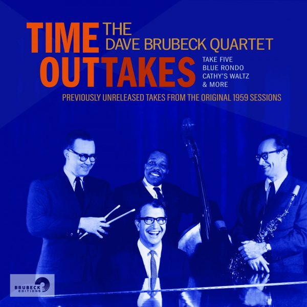 "REVIEW: The Dave Brubeck Quartet ""Time OuTakes"" – The Arts Fuse"