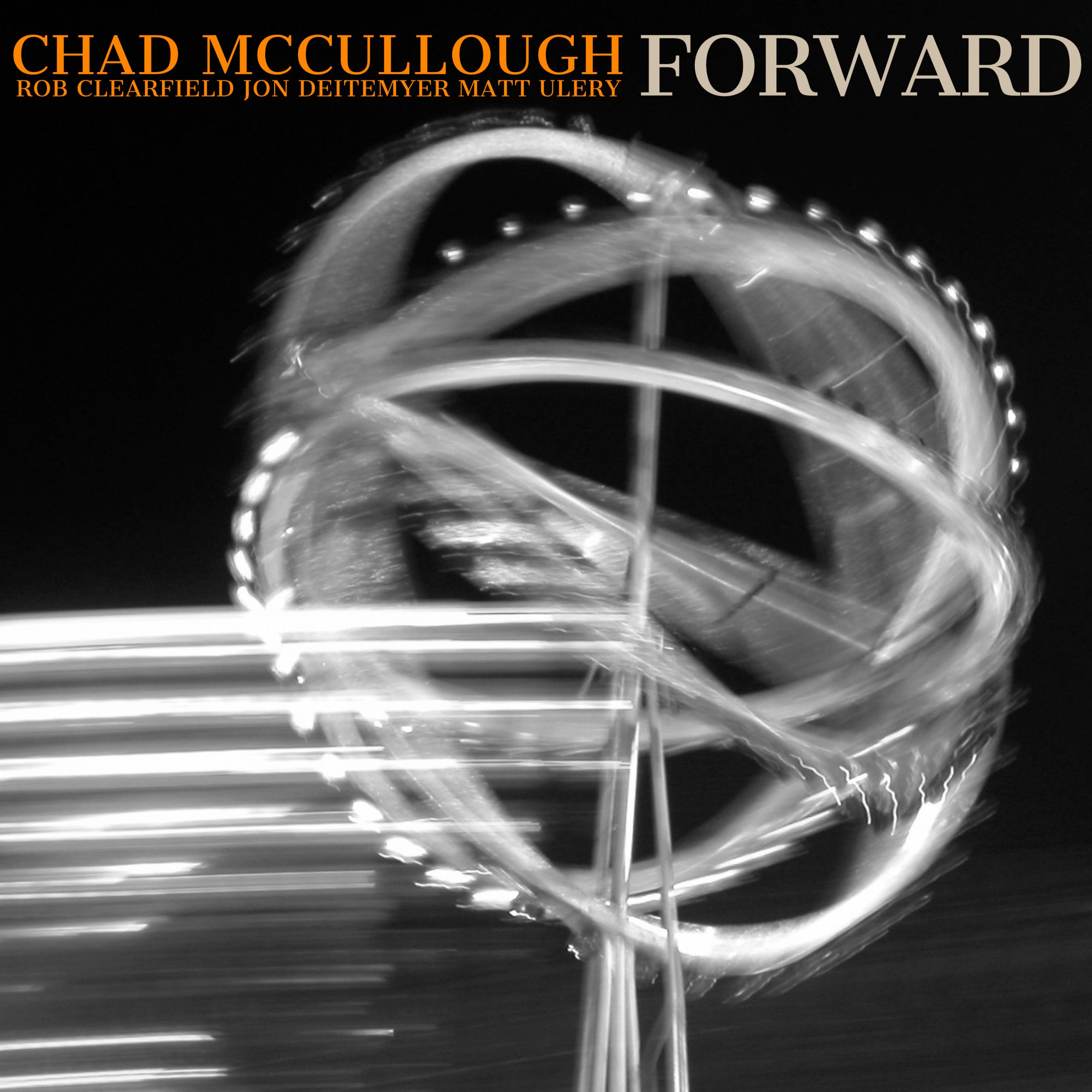 NEW RELEASE: Chad McCullough's FORWARD is out October 16, 2020 on Outside in Music