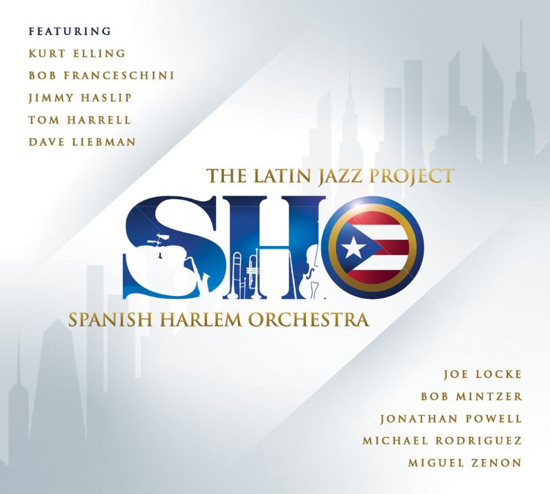 BEST LATIN JAZZ OF 2020: The Spanish Harlem Orchestra, Papo Vázquez & The Pacific Mambo Orchestra on Con Sabor