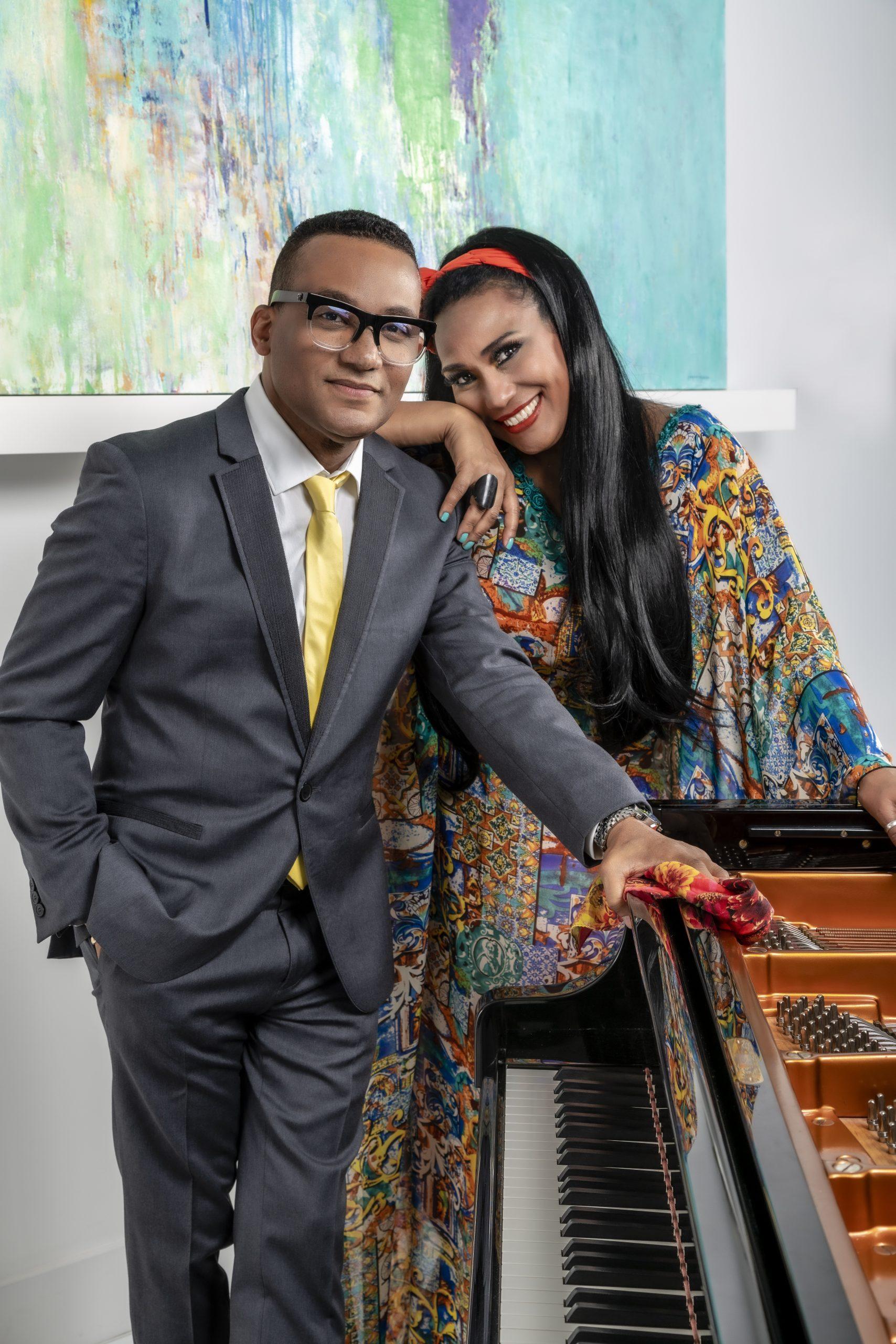 PODCAST: Gonzalo Rubalcaba & Aymée Nuviola on All That Jazz