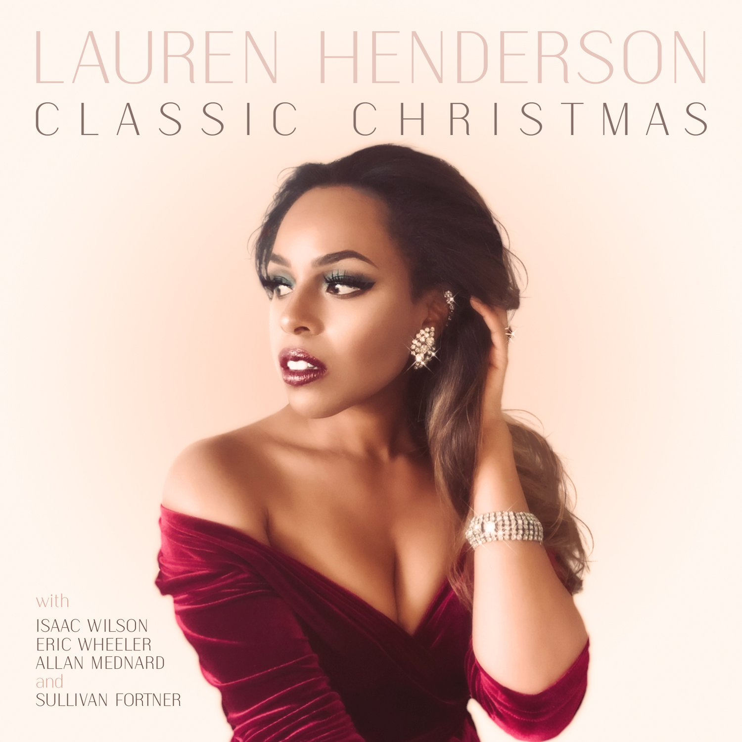 "NEW RELEASE: Lauren Henderson Rings in the Holidays with New EP ""Classic Christmas' – out 11/13/2020"
