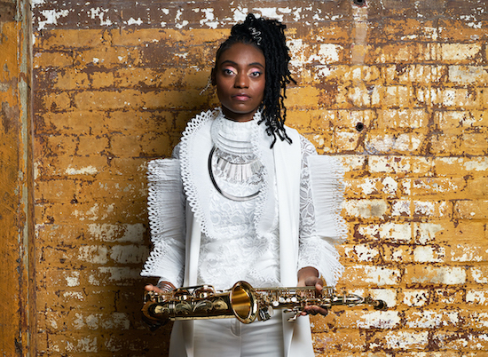 FEATURE: Lakecia Benjamin's Boundless Sensibility On Display – DownBeat