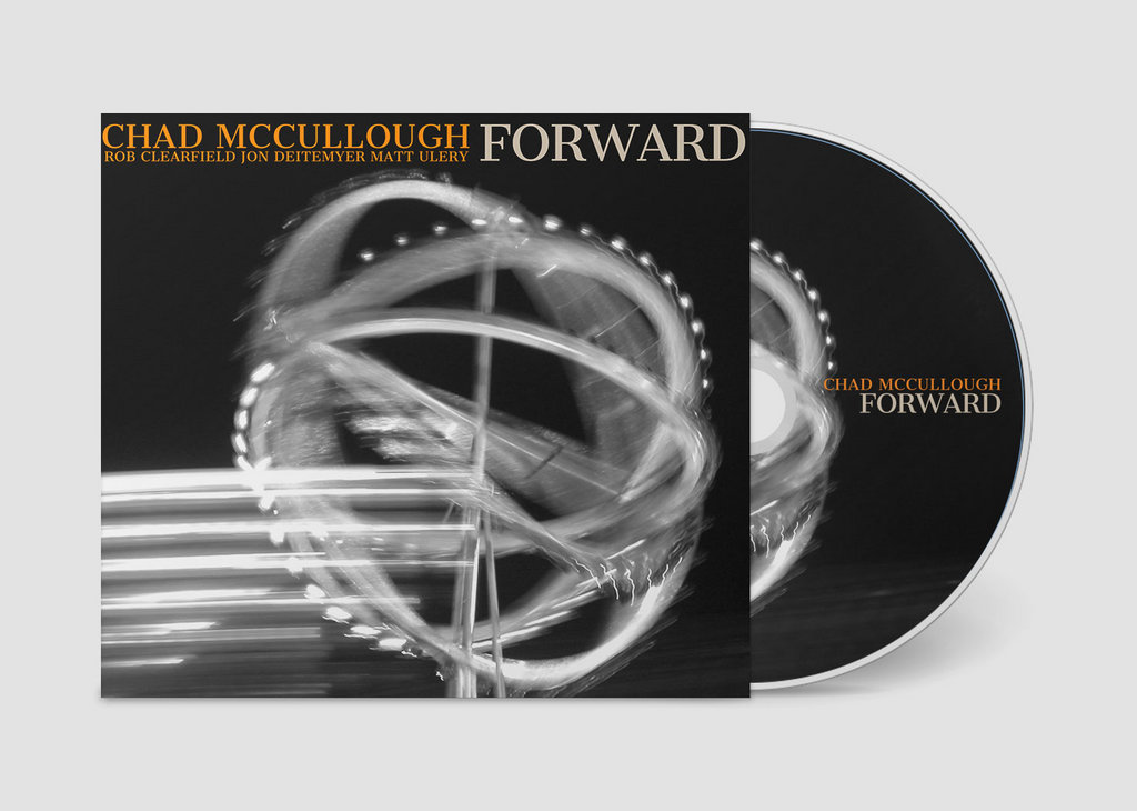 """THE BEST JAZZ ON BANDCAMP: October 2020 / Chad McCullough """"Forward"""" – Bandcamp Daily"""