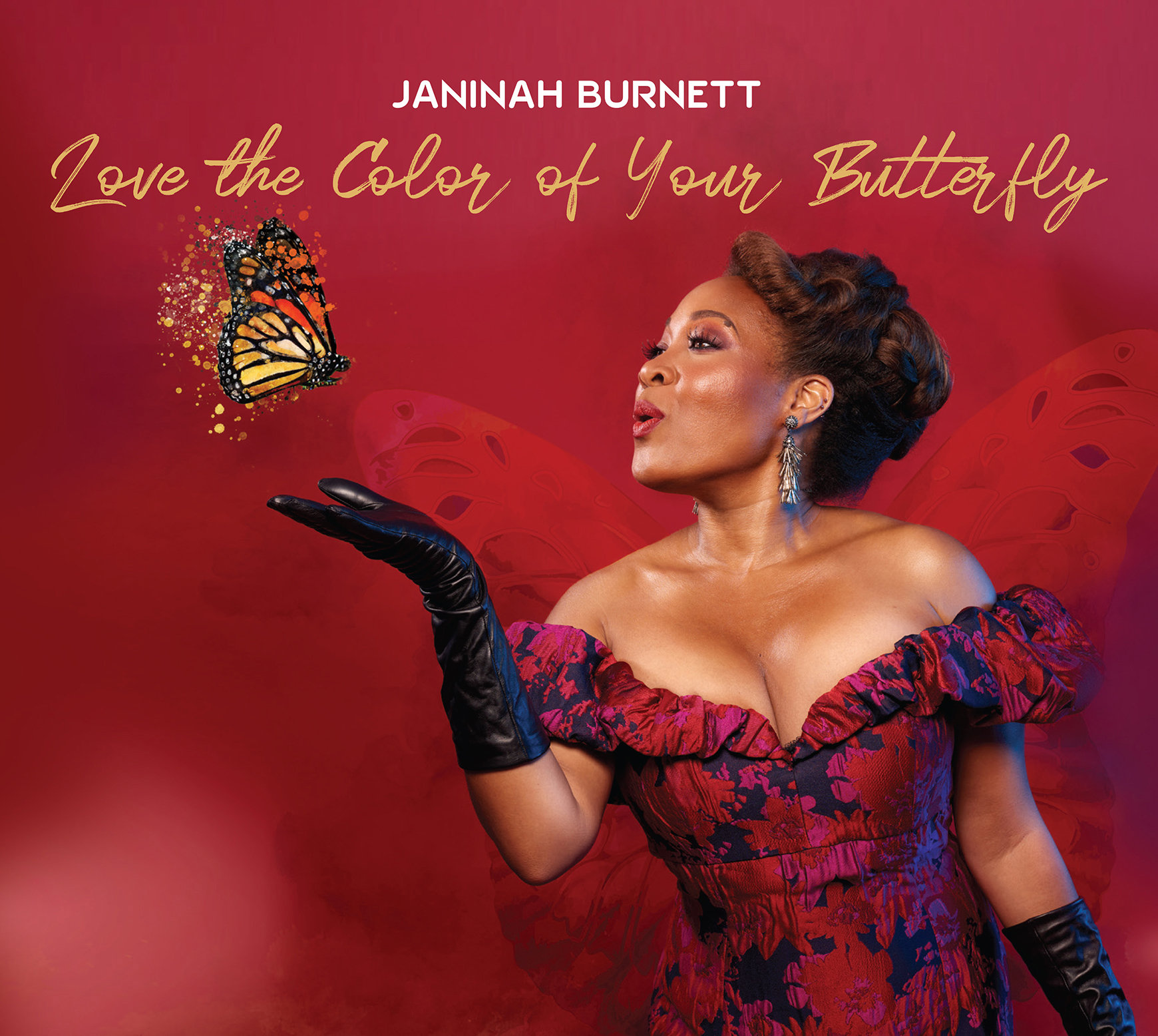 NEW RELEASE: Janinah Burnett's 'Love the Color of Your Butterfly' Due out February 12, 2021