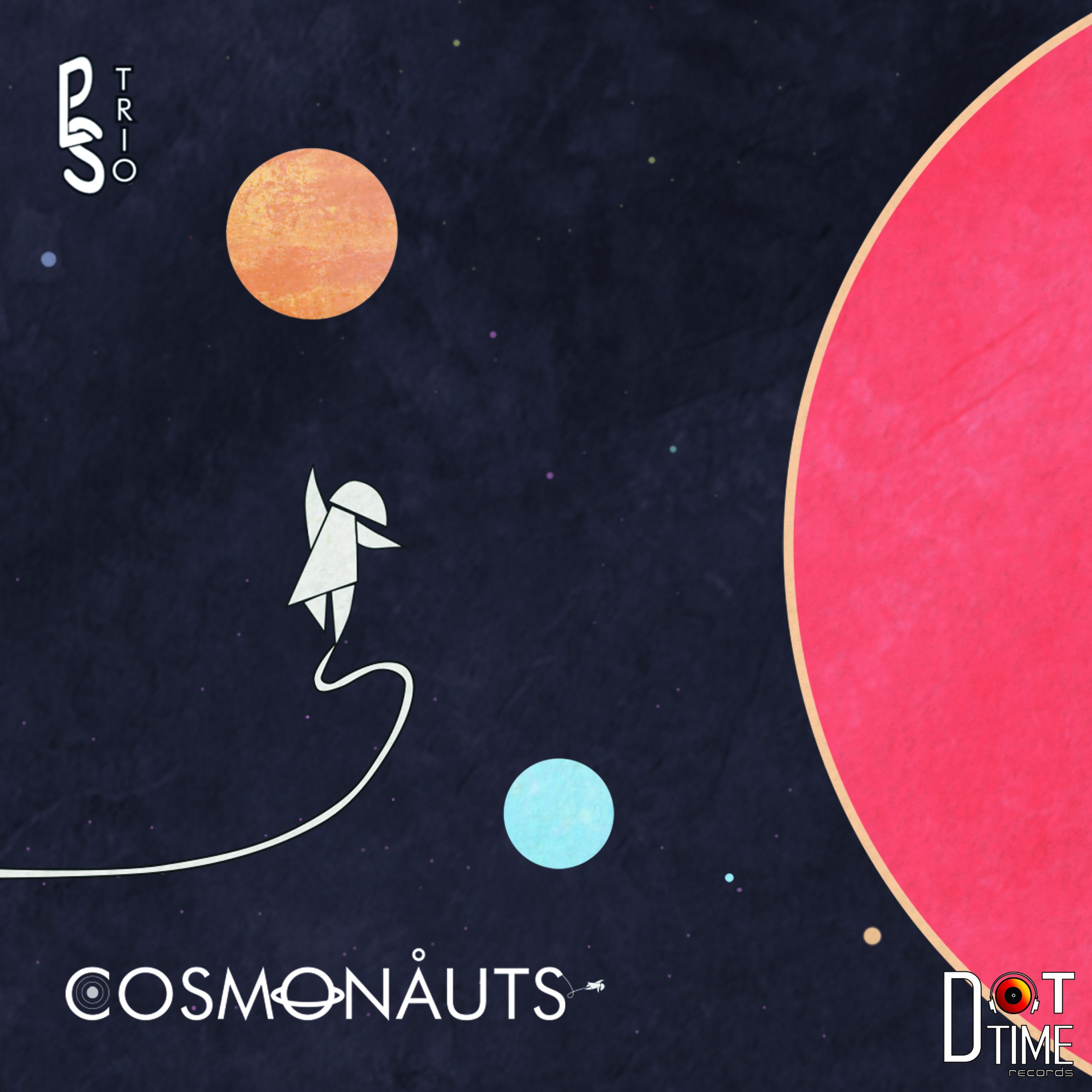 NEW RELEASE: PLS.trio to Release COSMONAUTS via Dot Time Records on January 15, 2021