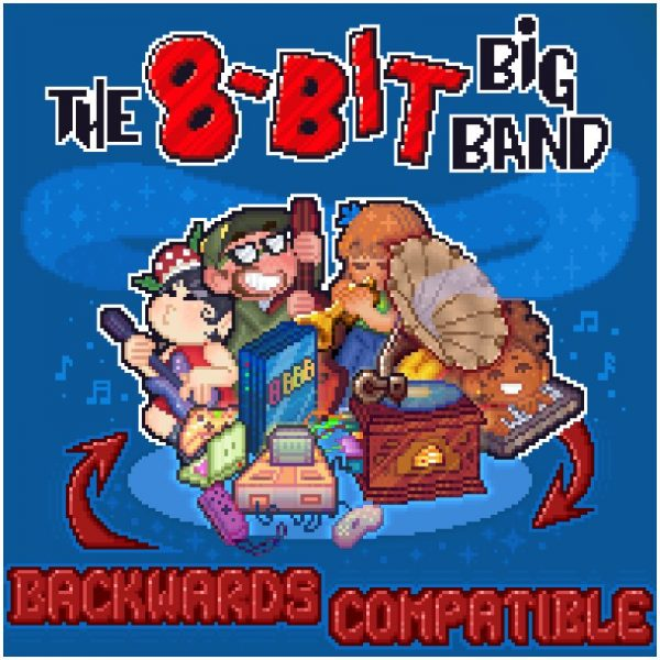 REVIEW: The 8-Bit Big Band's 'Backwards Compatible' – Lucid Culture