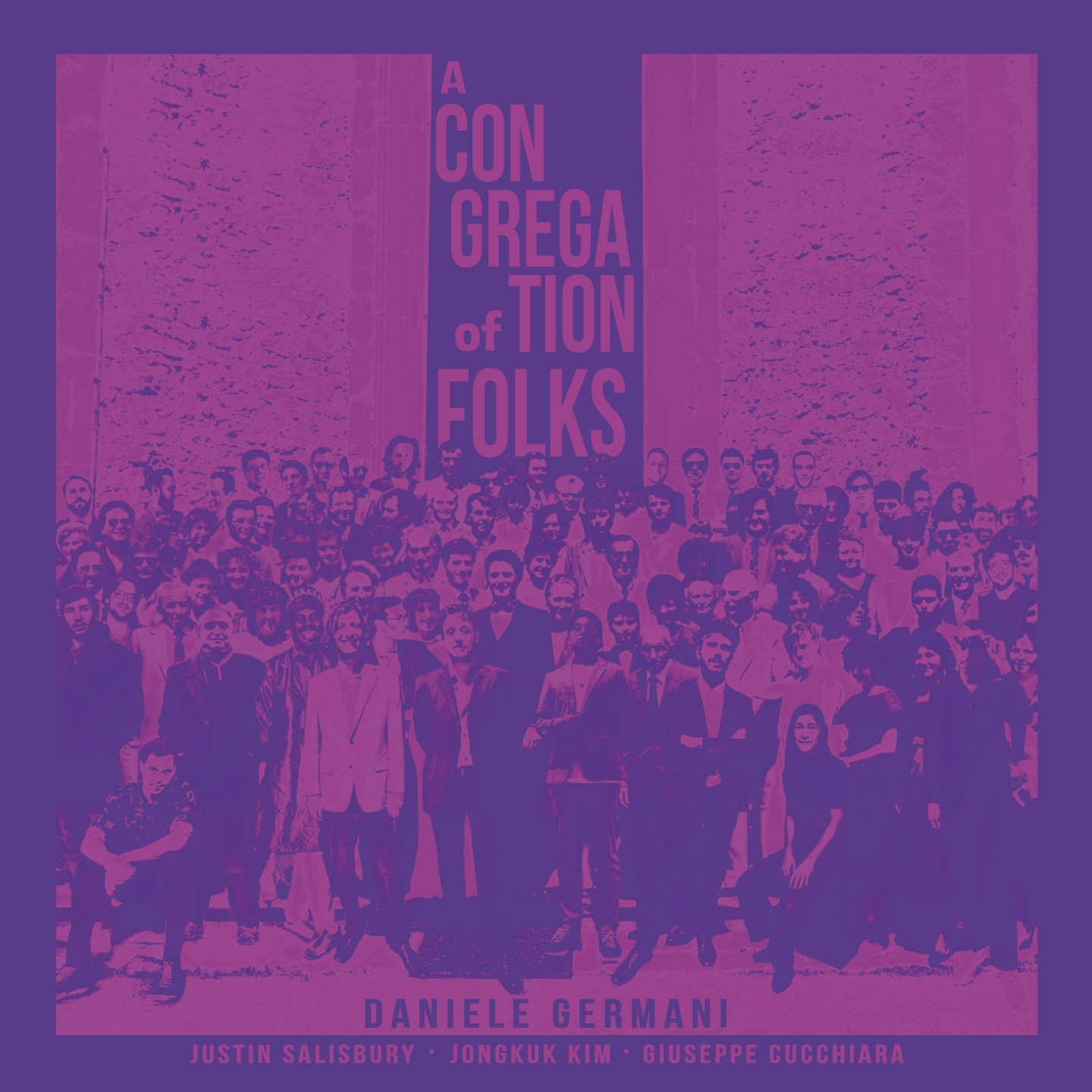 REVIEW: Daniele Germani Congregation of Folks – Making A Scene