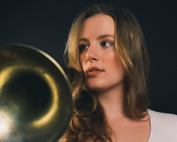 FEATURE: Mariel Bildsten Delivers Sturdy 'Backbone' – Downbeat