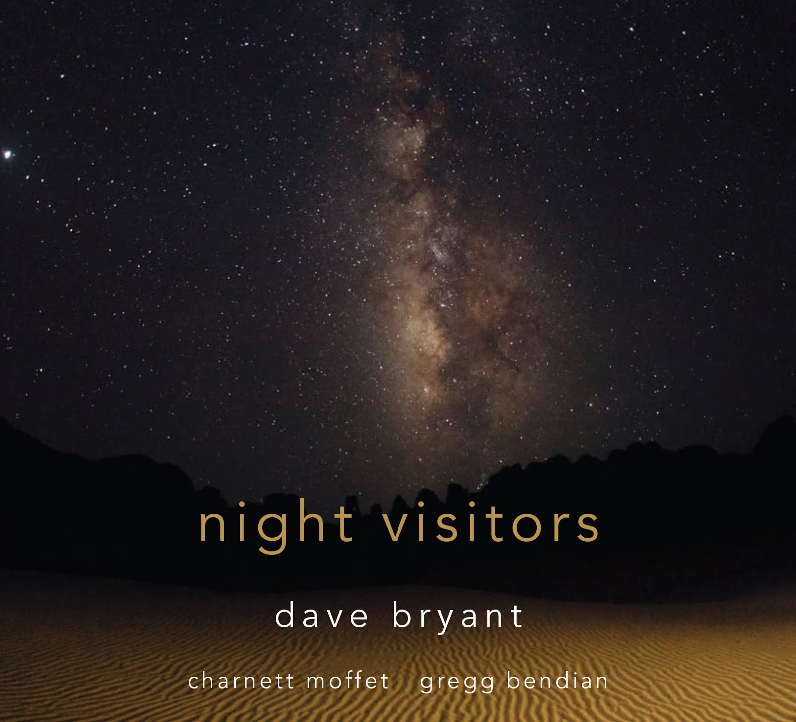 "REVIEW: Dave Bryant ""Night Visitors"" Reviewed on Jazzword"