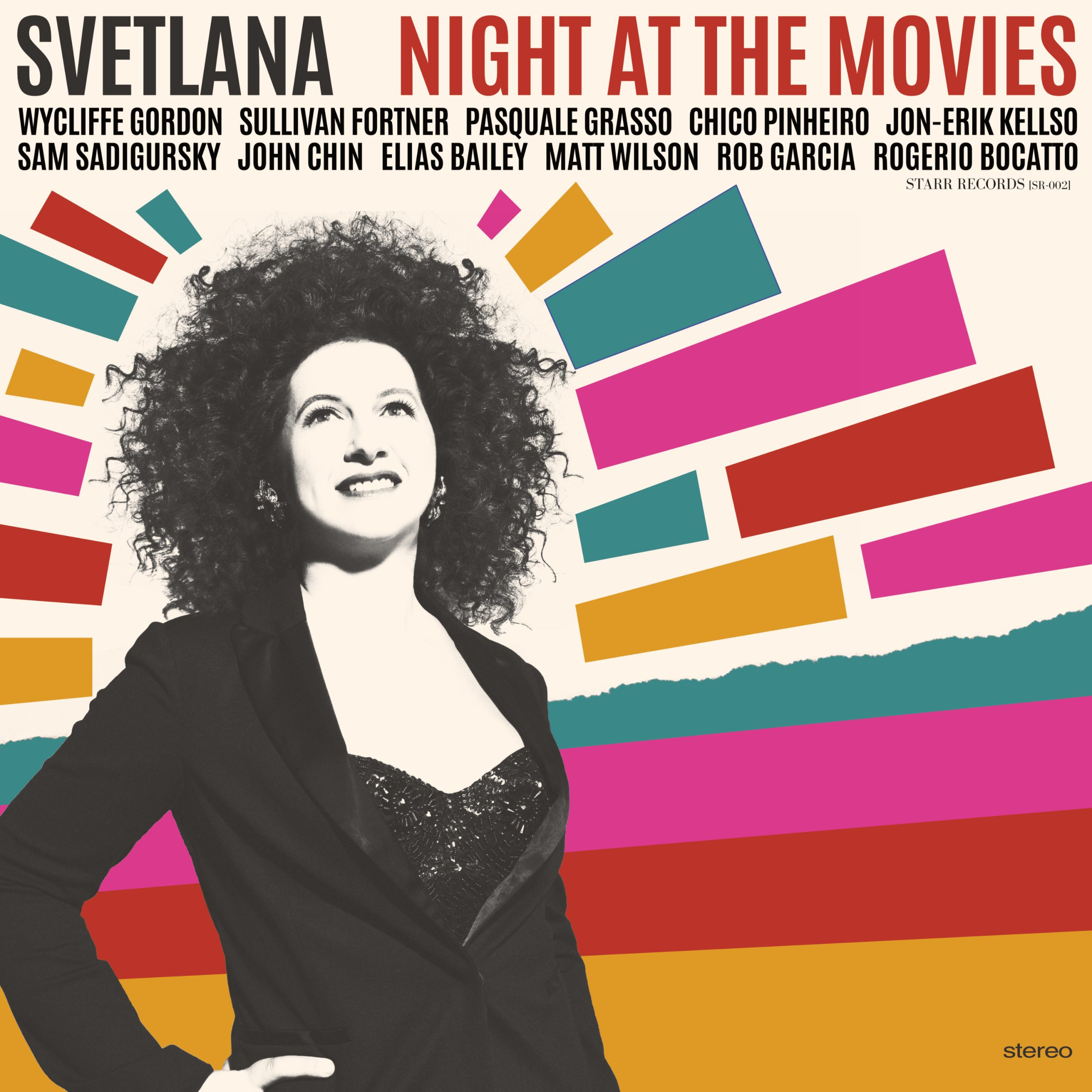 EVENT ANNOUNCEMENT: Svetlana and The New York Collective To Tour NIGHT AT THE MOVIES This February