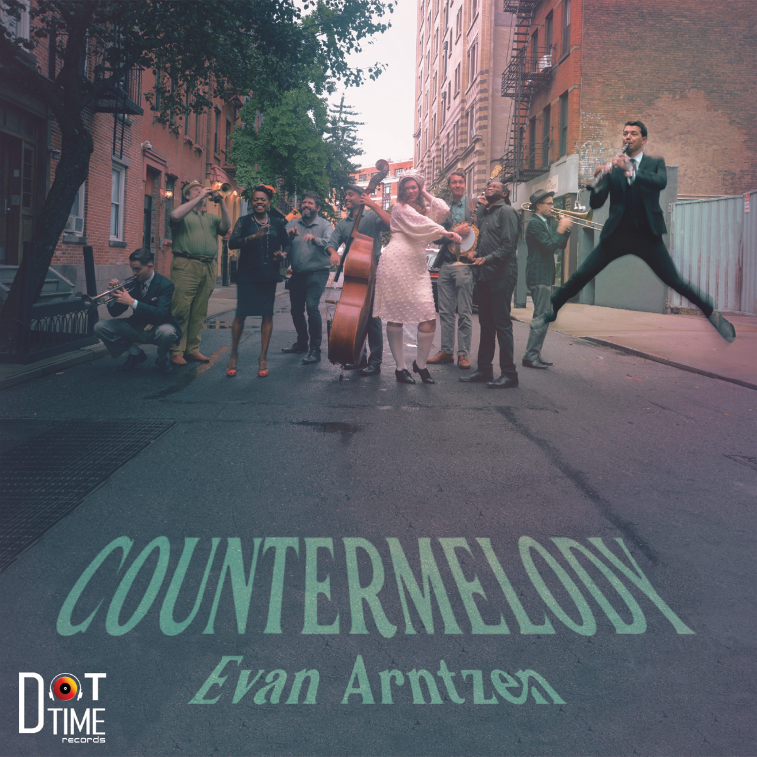 NEW RELEASE: Evan Arntzen's 'Countermelody' Due Out April 16, 2021 via Dot Time Records