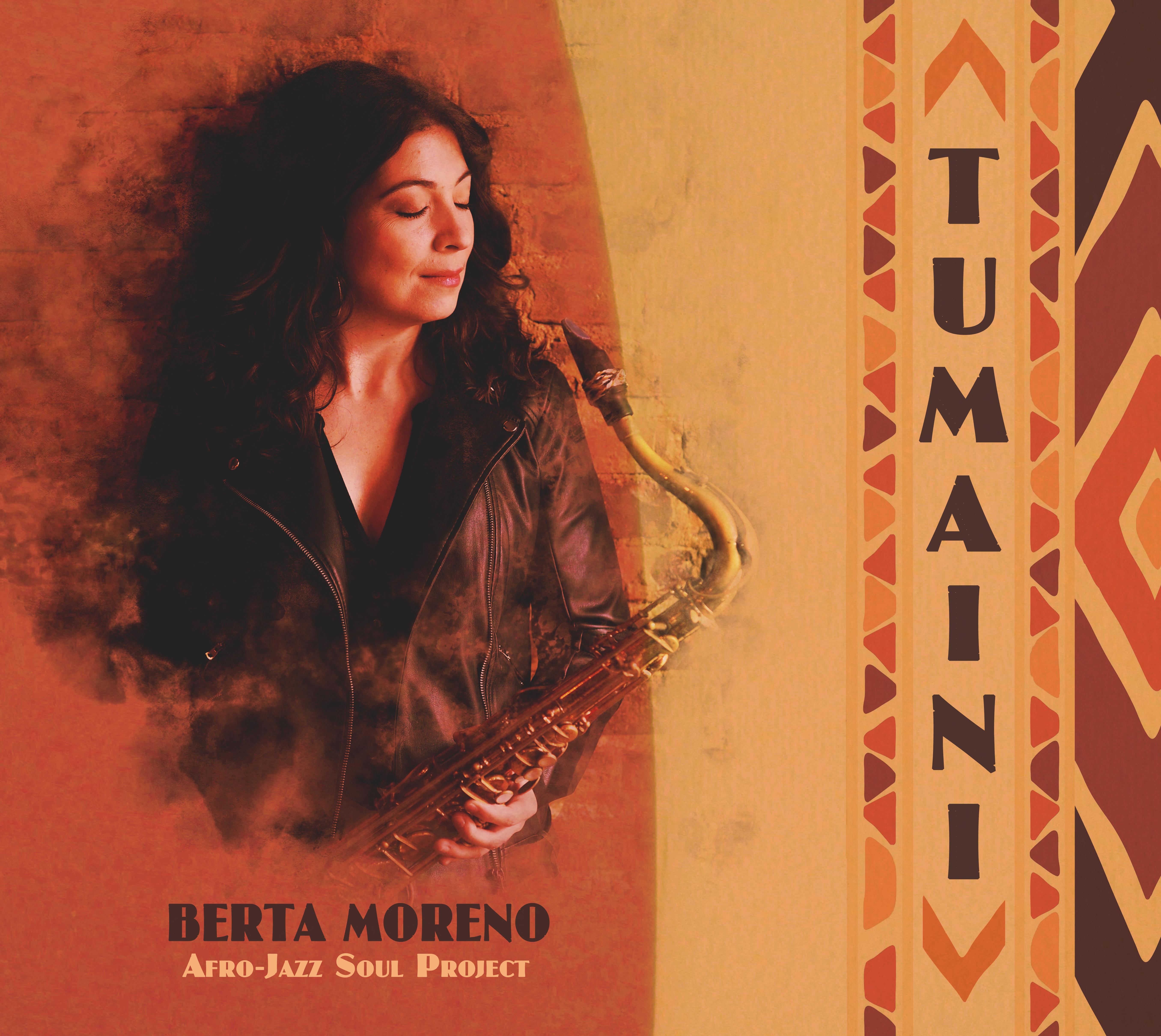 "REVIEW: Berta Moreno ""Tumaini"" – Roots Music Review"