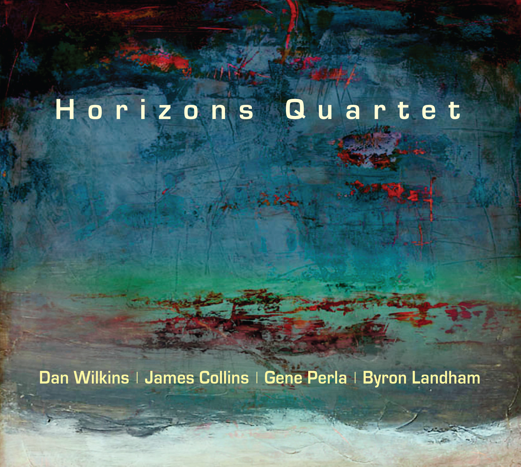 NEW RELEASE: Horizons Quartet (f/ Dan Wilkins, James Collins, Gene Perla + Byron Landham) to Drop Self-Titled Debut on June 25, 2021 via PM Records
