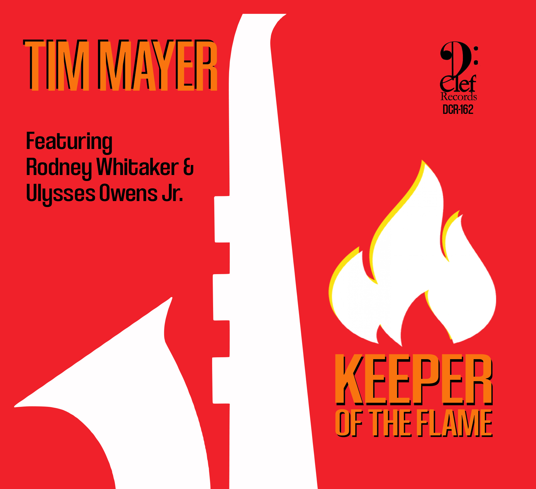 NEW RELEASE: Saxophonist Tim Mayer's 'Keeper of the Flame' Due Out June 4, 2021 via D-Clef Records