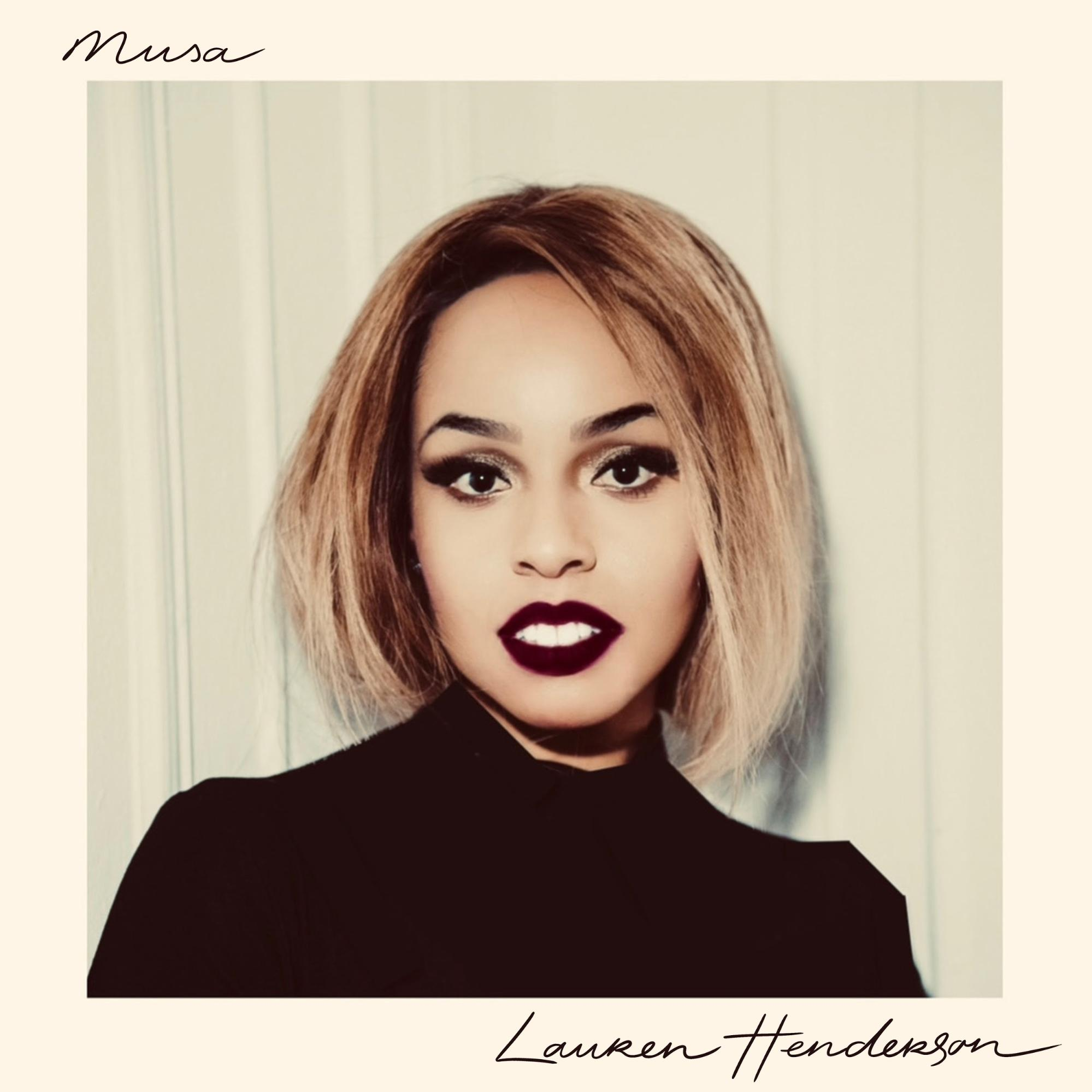 NEW RELEASE: Award-Winning Singer Lauren Henderson Honors Heritage on New Album MUSA, due out June 11th, 2021 via Brontosaurus Records