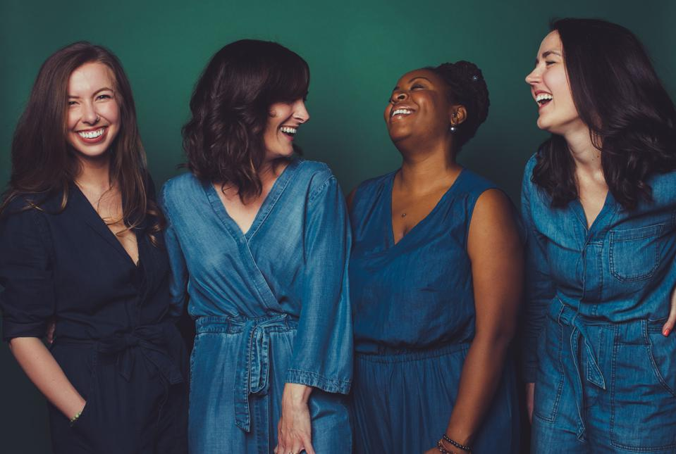 FEATURE: The Women's Vocal Jazz Supergroup That's Redefining The Rules – FORBES