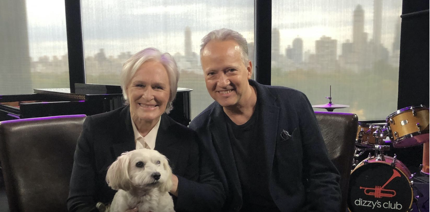 """REVIEW: Glenn Close & Ted Nash """"Transformation"""" – All About Jazz"""