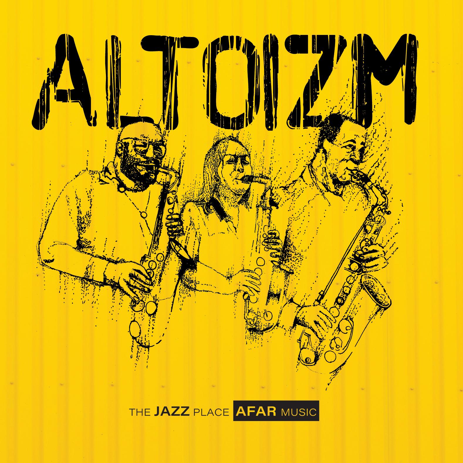 REVIEW: Greg Ward, Rajiv Halim and Sharel Cassity's 'Altoizm' – Making A Scene