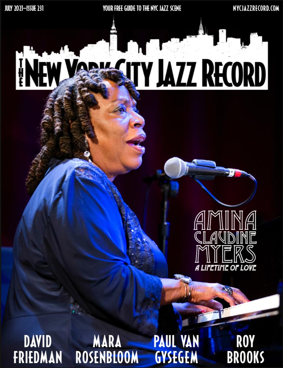 NEW YORK CITY JAZZ RECORD: Alex Conde, Samara Joy, Generations Quartet, Charnett Moffett & Mehmet Ali Sanlıkol Featured in July 2021 Issue