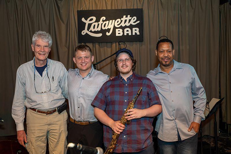 ANNOUNCEMENT: The Multigenerational Horizons Quartet – New Jersey Jazz Society