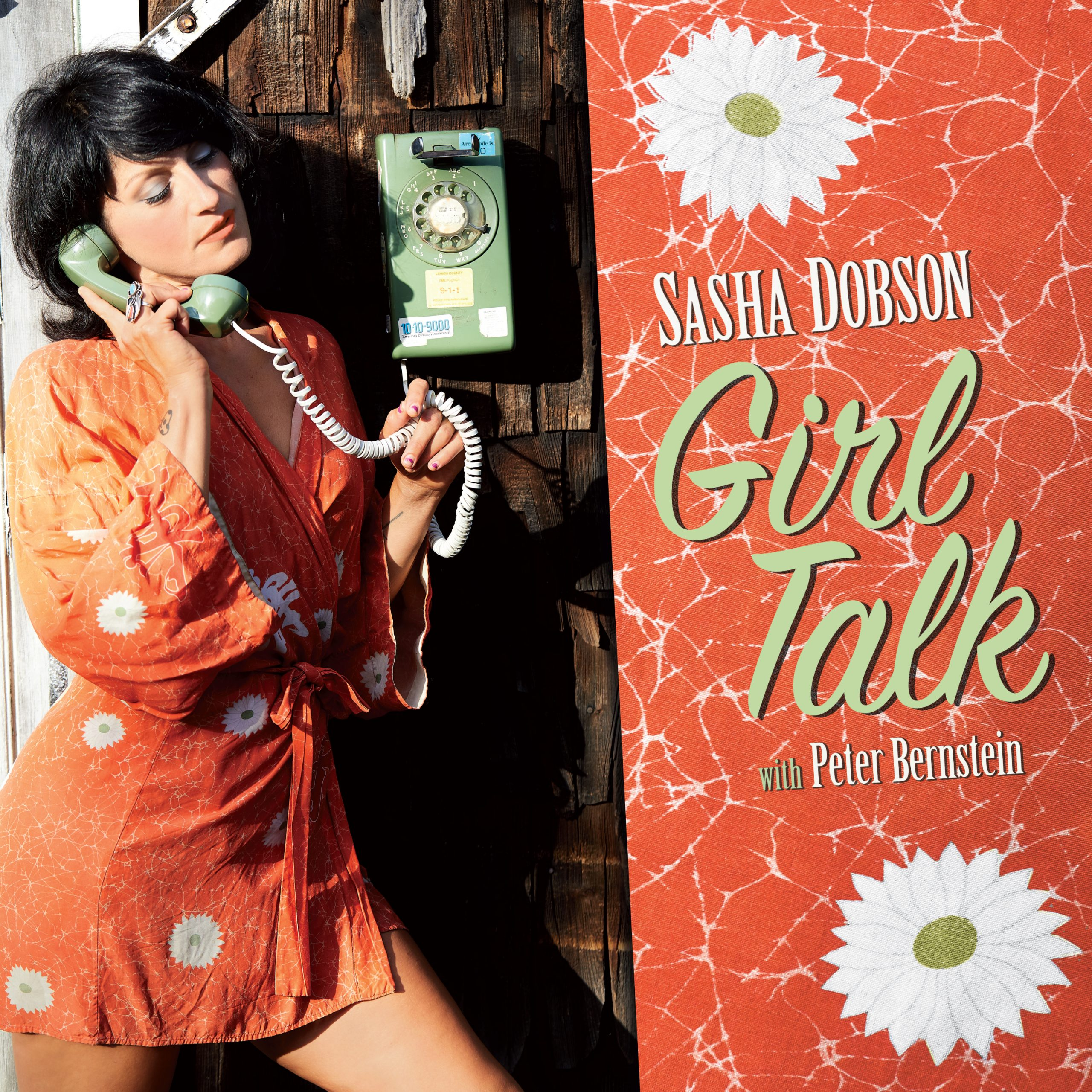 NEW RELEASE: Sasha Dobson's GIRL TALK is out September 10, 2021