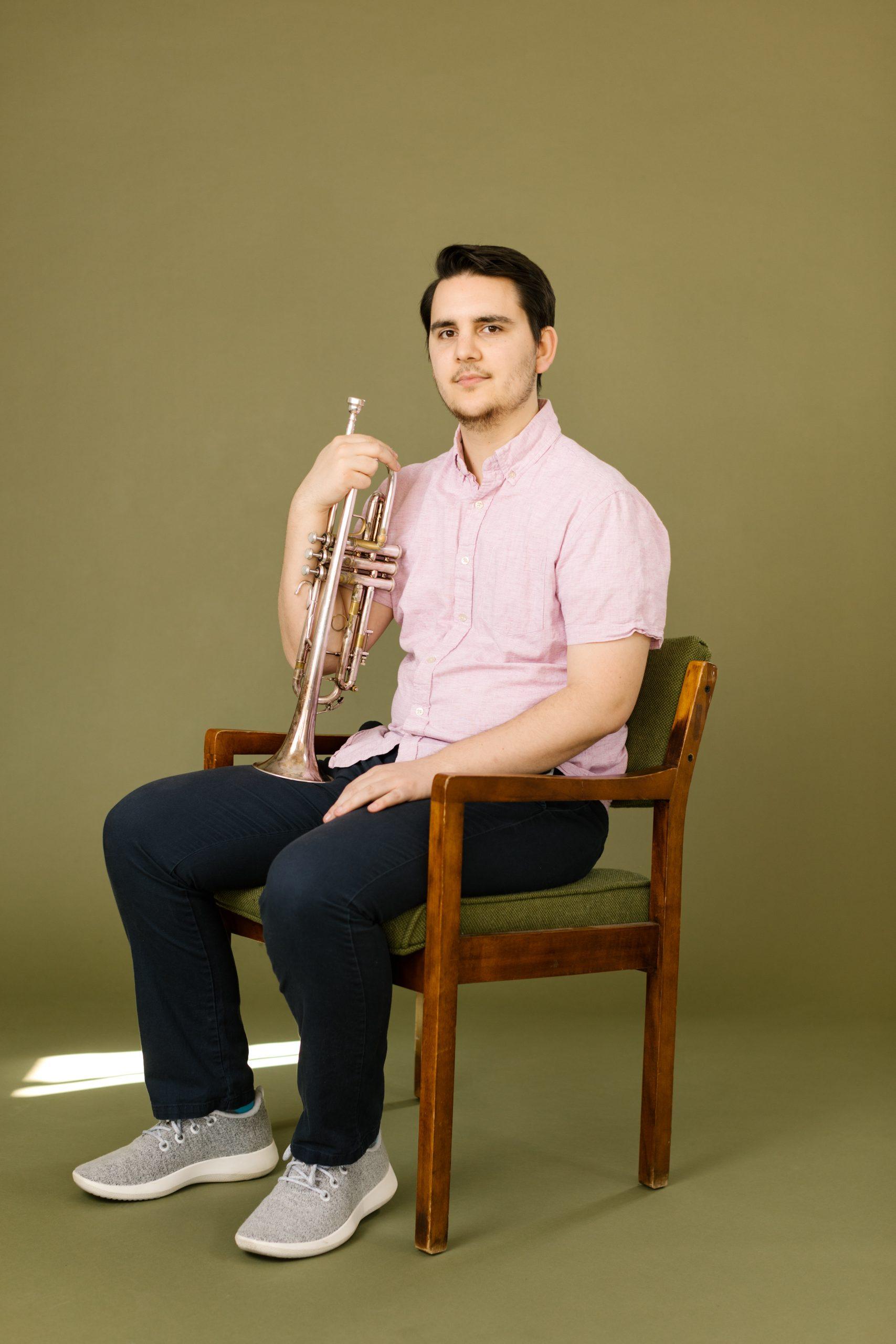 ANNOUNCEMENT: Trumpeter Skyler Floe To Release Debut Album In October  – Last Row Music