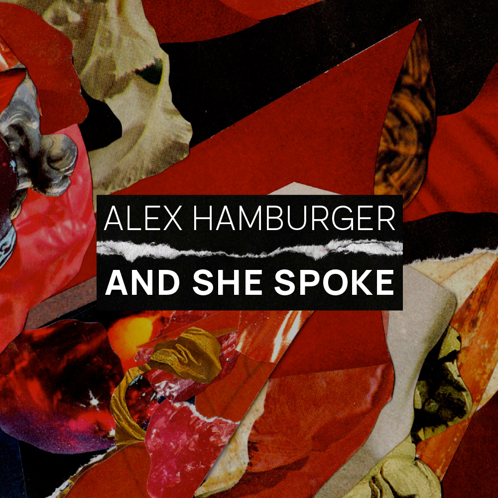 NEW RELEASE: Flutist and Composer Alex Hamburger Presents Debut Record AND SHE SPOKE due out November 5, 2021