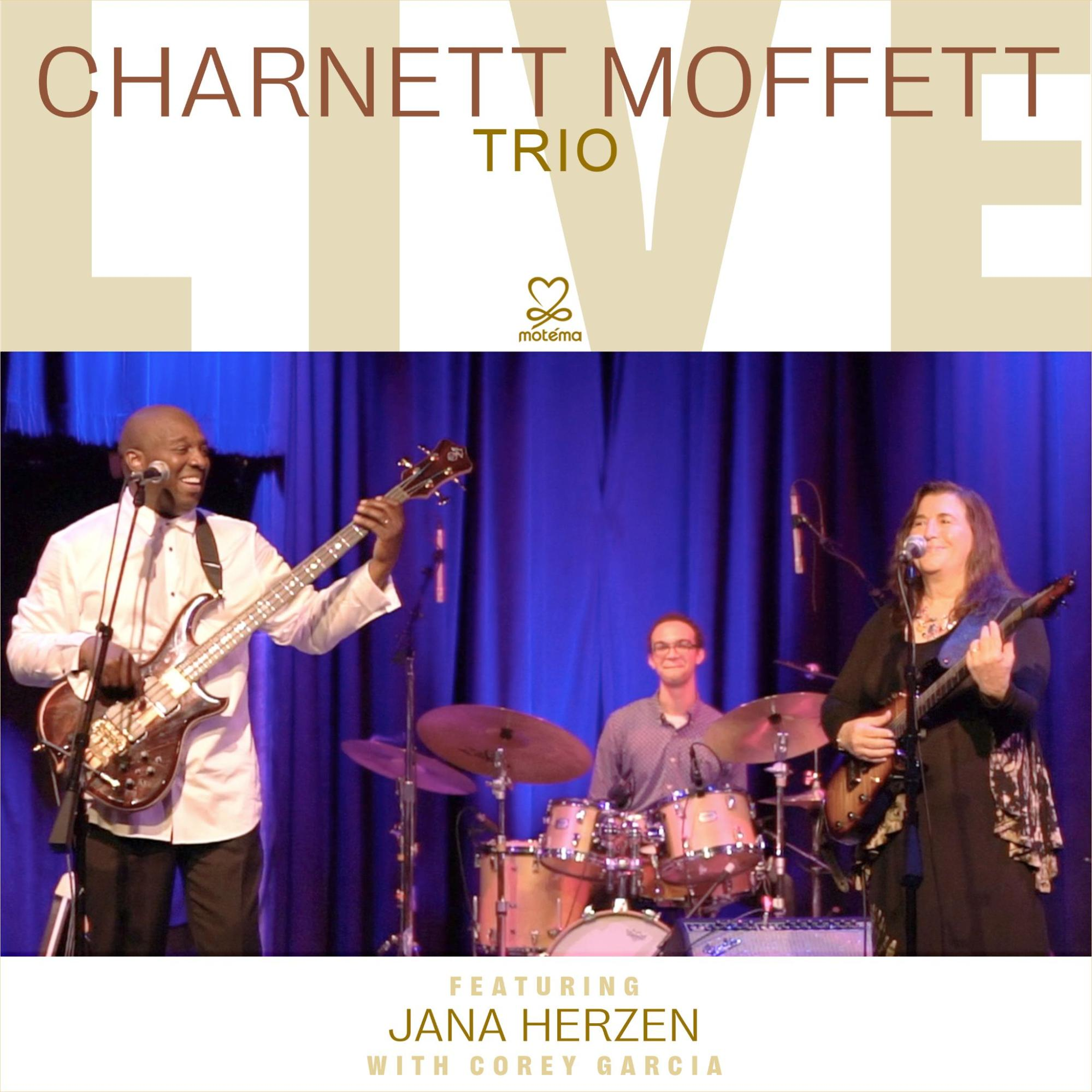 """NEW RELEASE: Charnett Moffett Trio Set To Release Live EP Following 2021's Internationally Acclaimed """"New Love"""""""